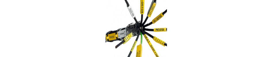 Marcadores para Cable y Manguera