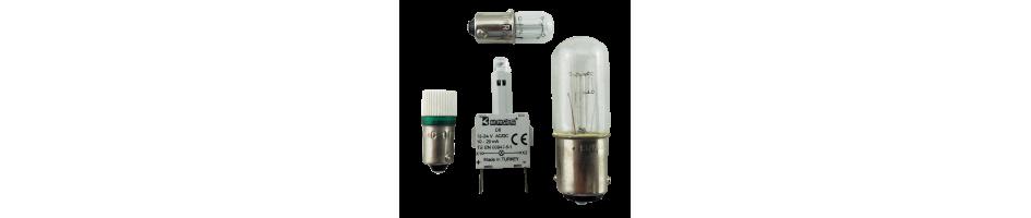 LEDs y focos de repuesto