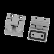 Bisagras para gabinetes de Aluminio