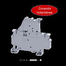 Clema Portafusible Conexión