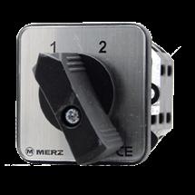 Conmutador de transferencia 2 polos, sin cero