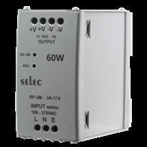 1 Fase, 12V DC, 60 Watt