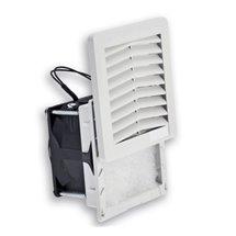 Ventilador con filtro 24VCD