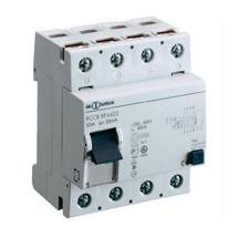 Interruptor 63A/30mA, 3P+N